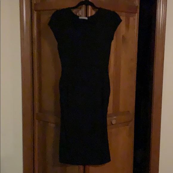 Loveappella Dresses & Skirts - Black maternity dress